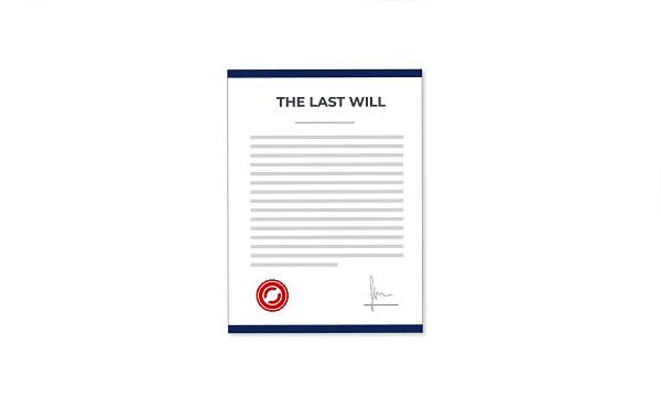 Wills Writing Service